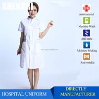 Hospital Medical Nurse scrubs uniform---Sunshine