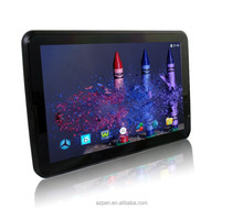 10.1 Inch capacitive 4.4 Android WIFI Bluetooth wifi android tablet, Quad Core A33 azpen tablet