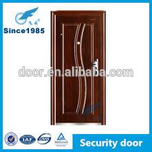 utiliza swing puerta de hierro exterior