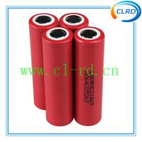 power tool battery LG HE2 18650 2500mah 30amp LG 35amp 18650 battery