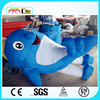 CILE 2015 inflatable cartoon dolphins model for children