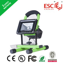 Good price!!!Super Bright Auto Portable ul 10w rechargeable led floodlight from china ,Rechargeable COB LED Work Light