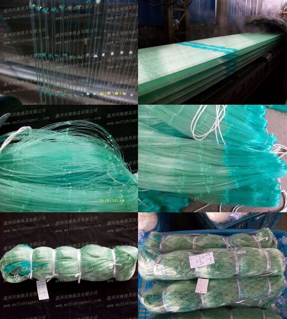 Types of nylon monofilament fishing nets with low prices for Types of fishing nets