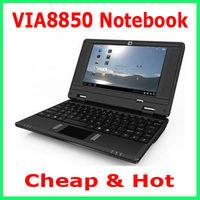 via8850 notebook with camera cheap price