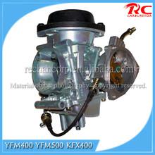 Pd36j carburador para YAMAHA Raptor 400cc 500cc YFM 400 YFM500 KFX400 ATV carburador motor de 4 tiempos SUZUKI UTV LTZ400 Carb