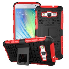 2015 new case TPU+PC Shock Proof hybrid case for samsung galaxy A3