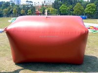 High quality commercial inflatable jump bag/inflatable games