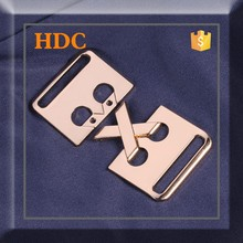 HDC china supplier new fashion design female use metal buckle
