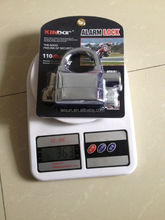 high quality new arrival safety lock alarm lock alarm padlock alarm gate lock