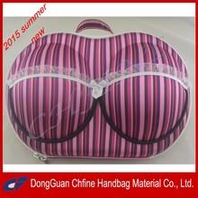 Best Seller Portable EVA Bra Bag, Bra Panty Bag, Eva Bra Case