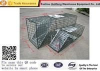 2-Pc. Set of Live Animal Traps 2-Trap Value Pack of Catch and Release Fox trap