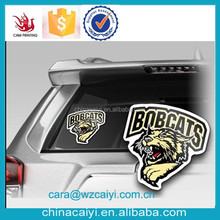 static stickers for car windows animal static cling film