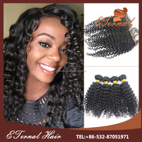 Fast delivery water wave brazilian human hair wet and wavy weave for young women