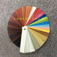 Furniture pvc edge banding tape/high glossy pvc edge banding