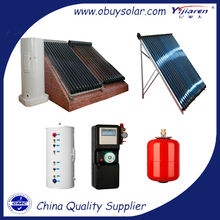 solar hot water system 200L