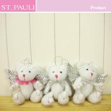 New design plush home decoration bear ornament for valentine's days