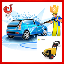100bar 2.2kw electric foaming washer , car wash machines for cars