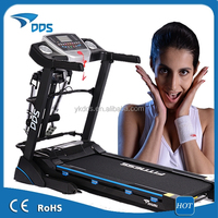 DC power noiseless Commercial Treadmill motorized treadmill,Commercial Treadmil