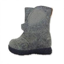 women felt boots girls felt shoes handmade to order