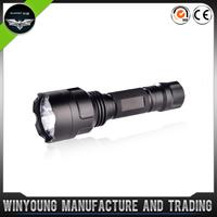 Newest Design Bright Dynamo Charging Flashlight