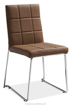 Z629 modern simple design soft design hotel waiting room dining chairs