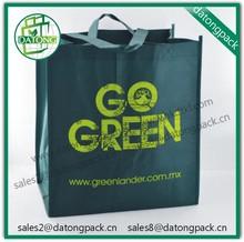 Guangzhou non woven fabric bag, grocery bag, shopper bag