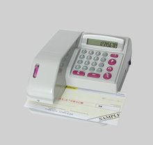 16 Sets Currency Check/Cheque Writer 14 Digits Display