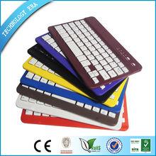 Caja de la PC de la tableta de 8 pulgadas con el teclado,caja del teclado del bluetooth