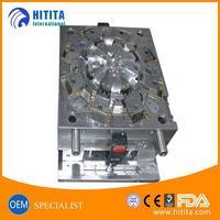 Professional plastic tools design and production