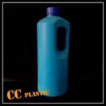 1l 1.5l 2l hdpe plastic bottle for ink chinese ink printing ink with seal and handle
