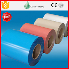 alibaba shanghai Supply High Quality Prepainted GI steel coil / PPGI / PPGL/ color coated galvanized steel sheet in coil