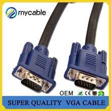 Wholesale manufacturer male to male db25 db15 db9 to vga cable