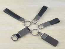12019 Great promotional key chain, leather keychain, custom keychain