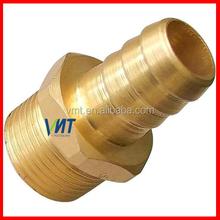 machinery brass reducing pipe coupling PEX Pipe Adapter