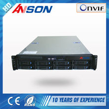64ch 1080P Linux NVR Network Video Recorder For IP Camera