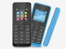 unlocked cellphone mobile phone for Nokia 105 sale FM waterproof flashlight