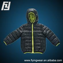 Kids Boys Winter Thick Padded Jacket Coat