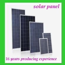 Cheap solar panel price list,Ploycrystalline 250W solar panel