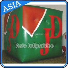 Advertising Display Cubes/Inflatable Advertising Products/Inflate Ground Balloon