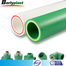 Supplier free PPR Fittings used Plumbing Materials, ppr pipes and fittings