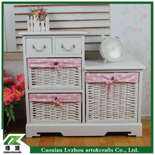 Stylish Wooden Storage Cabinet for Home Furniture