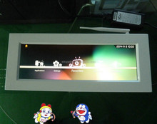 14.9 inch Ultra-wide LCD display, Android digital ad player