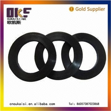 Small colored silicone rubber washer with low cost