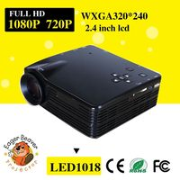 Lcd projector with bluetooth trade assurance supply 12w ip66 led projector
