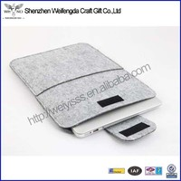 2014 hot new high quality 7 inch cover pouch for tablet pc with velcro