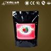 laminated material plastic food grade ziplock doypack bag