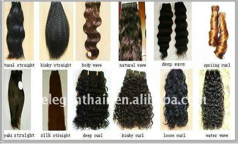 Hot Selling Blue And Pink Keratin Fusion Remy Flat Tip Hair
