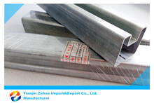 Alibaba.com Certified Gold Supplier Galvanized Grooved Tubes/Pipes