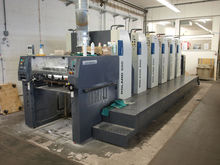 used printing machines and equipment from germany
