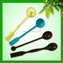 Direct Factory Price quality plastic kids spoon with animal
